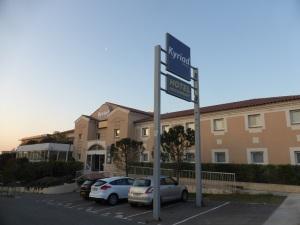 022. Fréjus. Hotel