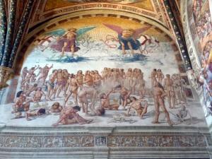 035. Orvieto. Duomo. Capilla de San Brizio. Frescos de Luca Signorelli