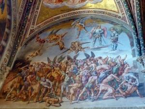 036. Orvieto. Duomo. Capilla de San Brizio. Frescos de Luca Signorelli