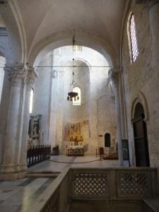 1056. Bari. San Nicolás de Bari. Ábside sur