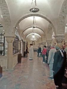 1067b. Bari. San Nicolás de Bari. Cripta