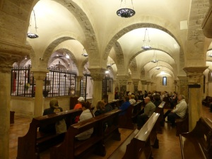 1070. Bari. San Nicolás de Bari. Cripta