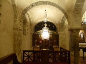 1072. Bari. San Nicolás de Bari. Cripta