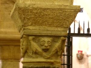 1075. Bari. San Nicolás de Bari. Cripta