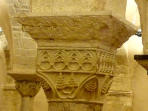1076. Bari. San Nicolás de Bari. Cripta