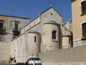 1099. Bari. San Gregorio