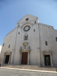 1115. Bari. Duomo