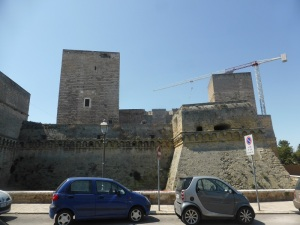1121. Bari. Castillo