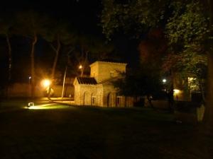 1142. Rávena. Mausoleo de Gala Placidia