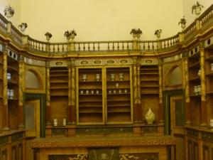 1162. Museo Nacional. Farmacia. XVIII