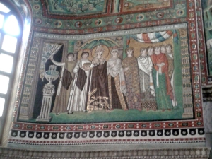 1177b. Rávena. San Vitale. Ábside