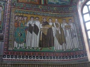 1179. Rávena. San Vitale. Ábside