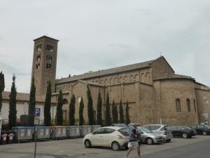 1222. Rávena. San Francesco