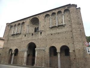 1223. Rávena. Palacio de Teodorico