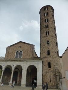 1225. Rávena. San Apolinar Nuovo