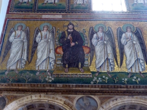 1236. Rávena. San Apolinar Nuovo
