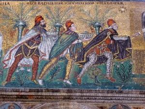 1239. Rávena. San Apolinar Nuovo