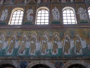 1241. Rávena. San Apolinar Nuovo