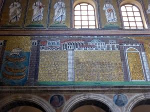 1246. Rávena. San Apolinar Nuovo