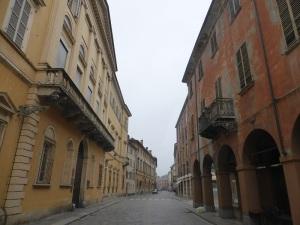 1260. Parma. Strada Farini