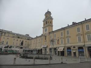 1261. Parma. Piazza Garibaldi