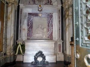1264. Rávena. Sepulcro de Dante