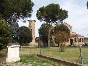 1266. Rávena. San Apollinare in Classe