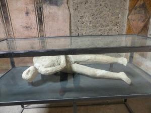 127. Pompeya. Villa de los Misterios