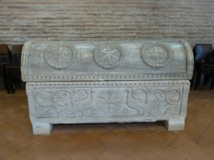 1275. Rávena. San Apollinare in Classe