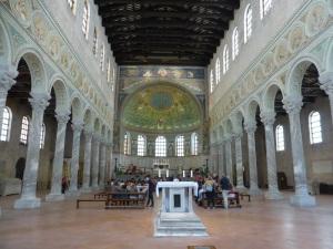 1281. Rávena. San Apollinare in Classe