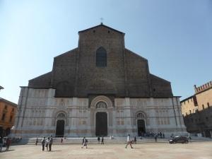 1305. Bolonia. San Petronio.