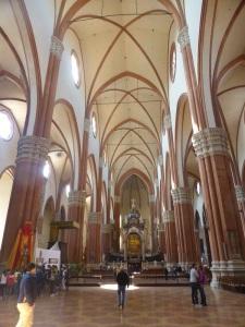 1309. Bolonia. San Petronio.