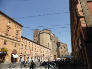 1316. Bolonia. San Petronio.