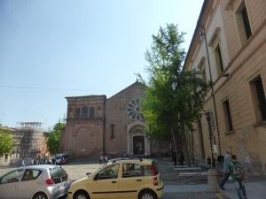 1322. Bolonia.  Santo Domingo