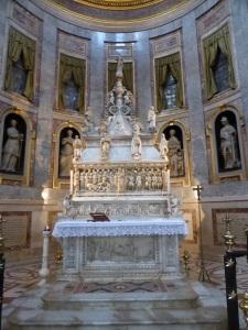 1340. Bolonia.  Santo Domingo. Arca de Santo Domingo.