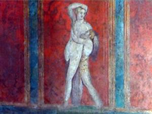 135. Pompeya. Villa de los Misterios