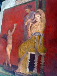141. Pompeya. Villa de los Misterios