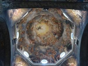 1431. Parma. Duomo. Cúpula