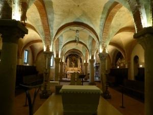 1443. Parma. Duomo. cripta