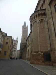 1449. Parma. Duomo