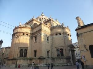 1454. Parma. Madonna della Steccata