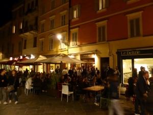 1455. Parma. Strada Farini