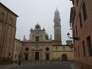 1463. Parma. San Juan Evangelista