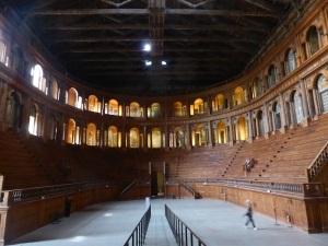 1497. Parma. Teatro Farnese