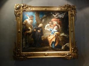 1504. Parma. Galería Nacional. Martirio de los cuatro Santos(Correggio)