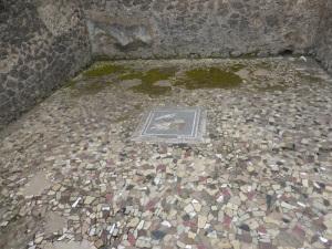 158. Pompeya. Casa del Fauno