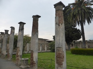 159. Pompeya. Casa del Fauno
