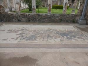 161. Pompeya. Casa del Fauno. Mosaico de Alejandro