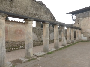 180. Pompeya. Termas de Estabia