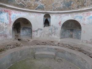 184. Pompeya. Termas de Estabia